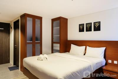Brand New Studio at Bintaro Icon Apartment By Travelio