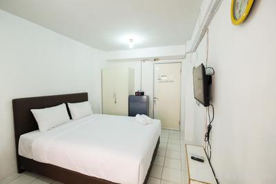 Contemporary Studio Apartment at Gading Nias Residence By Travelio