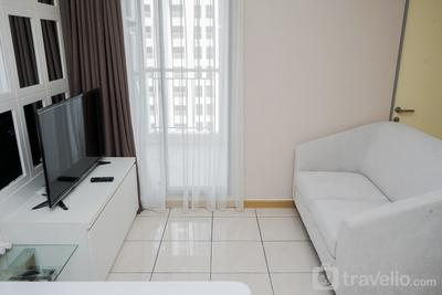 Fully Furnished and Comfortable 3BR Apartment at M-Town Residence By Travelio