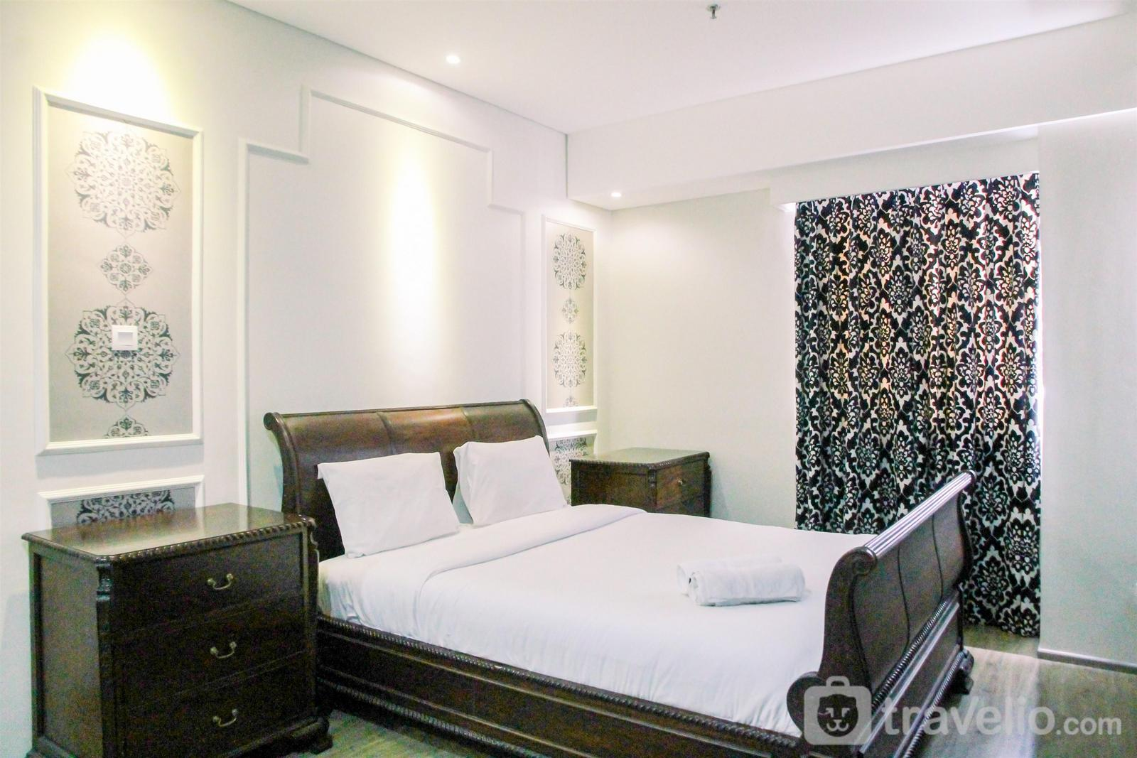Apartemen One Park Residence - 3BR Apartment at 1 Park Residences with Private Lift By Travelio