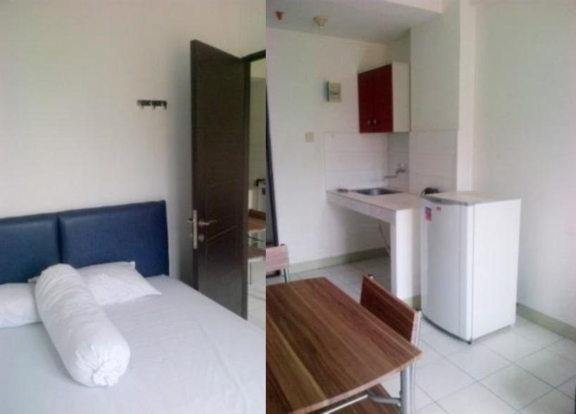 Sky View Apartment - Cozy 2 Bedroom @ Apartement Sky View By Property Link