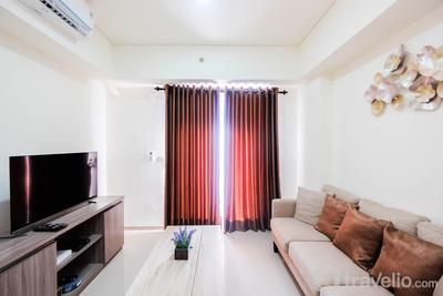 Well Furnished 2BR at Meikarta Apartment By Travelio