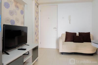 Comfortable 2BR at Bassura City Apartment By Travelio
