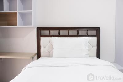Compact Studio Room at Gateway Pasteur Apartment near Exit Toll By Travelio