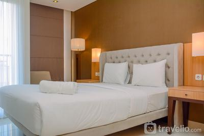 Modern and Stylish Studio Apartment at Elpis Residence By Travelio