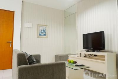 Comfy Stay 3BR Apartment at East Coast Residence By Travelio