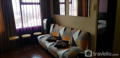 2BR Clean Cheep N Cozy Near Ciwalk The Jarrdin Cihampelas By Omami