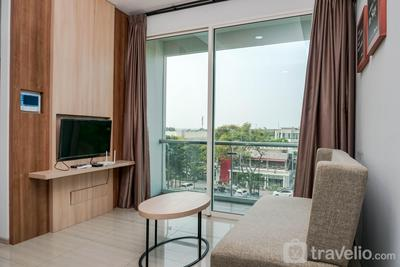 1BR Luxury CitraLake Suites Apartment By Travelio