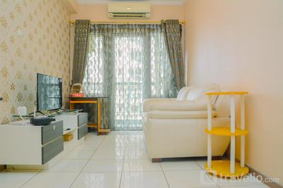 Comfy Spacious 3BR at Grand Palace Kemayoran Apartment By Travelio