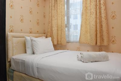 Homey 1BR at Menteng Square Apartment By Travelio