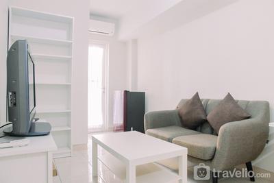 Nice 2BR at Springlake Summarecon Bekasi Apartment By Travelio
