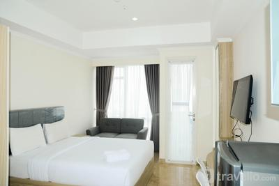 Luxury Studio Menteng Park Apartment By Travelio