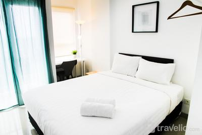 Exclusive Studio Room Poris 88 Apartment By Travelio