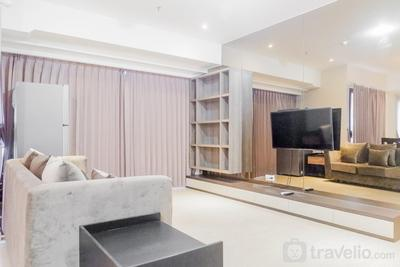 Spacious 3BR Apartment with Private Lift at The Peak By Travelio