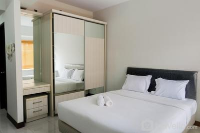 Affordable Price Studio Apartment at Scientia Residence By Travelio