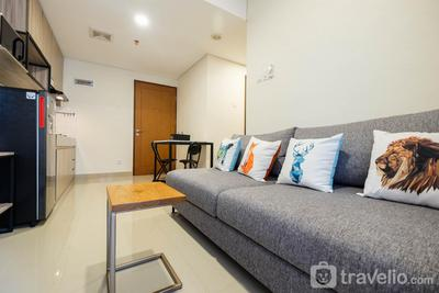 Relaxing 2BR Apartment Royal Olive Residence By Travelio