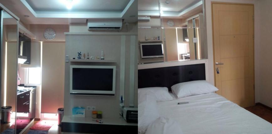 Educity Apartment Surabaya - 1BR Apartment Educity (Educity Residence)