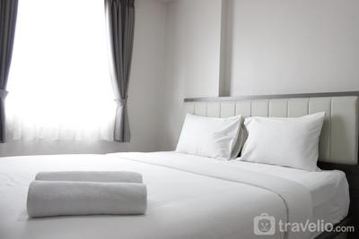 Wordy 2BR Apartment at Gateway Pasteur near Exit Toll Pasteur By Travelio