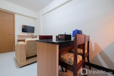 Highest Value 2BR Apartment at Cinere Resort By Travelio