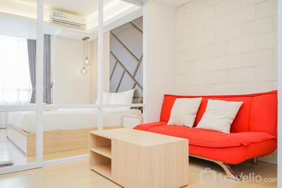 Comfy and Cozy Stay 1BR at Skandinavia Apartment By Travelio