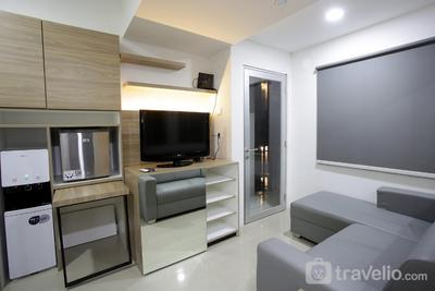 2BR Deluxe Apartment Grand Asia Afrika by Prisma Utama