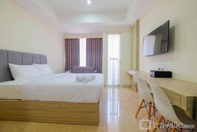 City View Studio @ Menteng Park Apartment By Travelio