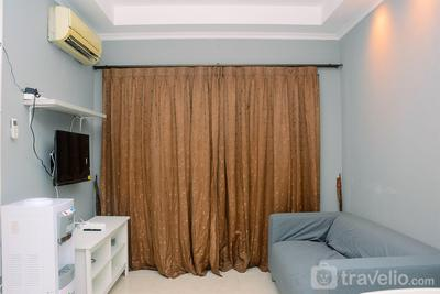New Furnished 2BR at City Home MOI Apartment By Travelio