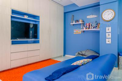 Functional Studio at Pancoran Riverside Apartment By Travelio