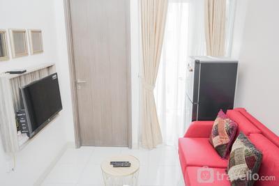 Best Price 2BR at Emerald Bintaro Apartment By Travelio