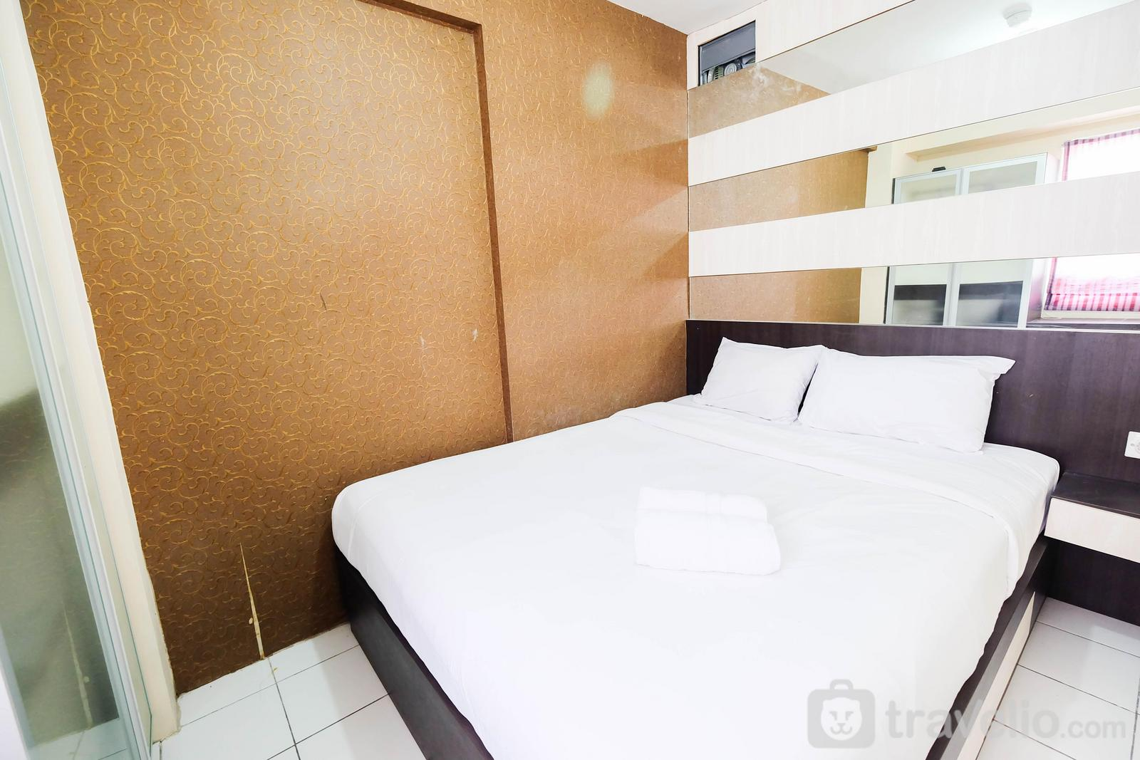 Kalibata City Apartment - Comfortable 2BR at Kalibata City Apartment by Travelio