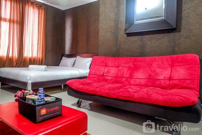 Spacious Studio The Lavande Residence Apartment near Kota Kasablanka By Travelio