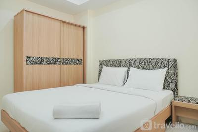 Homey 2BR Apartment @ Belmont Residence By Travelio