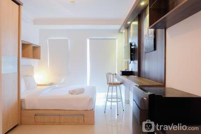 Comfortable Studio at Signature Park Grande Apartment By Travelio