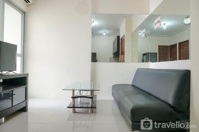 Simply Good for 2BR Gajah Mada Mediterania Apartment By Travelio