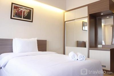 Compact Studio Room @ Galeri Ciumbuleuit 2 Apartment By Travelio