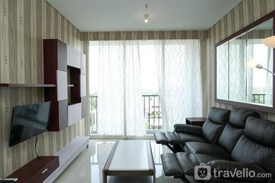Exclusive 2BR at Lexington Apartment By Travelio