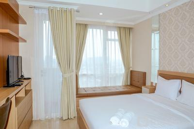 Suite Studio Apartment at Menteng Park By Travelio