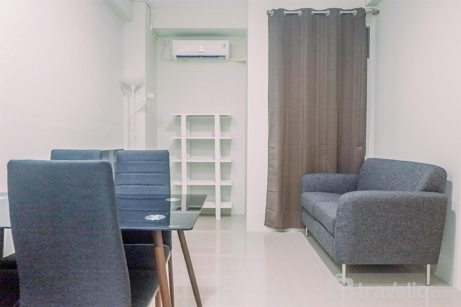 Apartemen Bale Hinggil - Best View 2BR Apartment at Bale Hinggil By Travelio