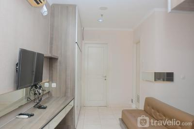 Comfort 1BR at The Boulevard Apartment By Travelio
