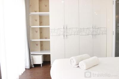 Simply 1BR Gateway Pasteur Apartment By Travelio