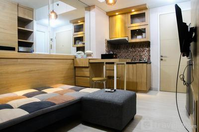 Parquette 2BR Ayodhya Residence Apartment By Travelio