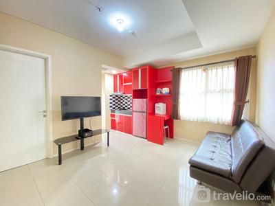 Spacious 2BR Corner Apartment at Parahyangan Residence near UNPAR By Travelio