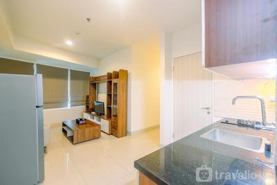 Comfy and Spacious 3BR Grand Kamala Lagoon Apartment By Travelio