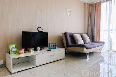 Modern and Cozy 2BR Silkwood Apartment By Travelio