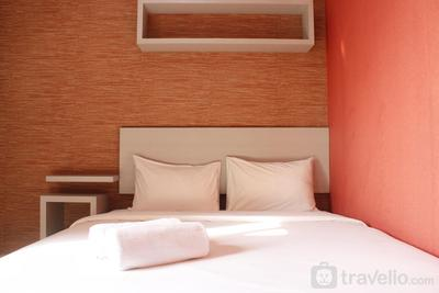 Compact 2BR Gateway Ahmad Yani Cicadas Apartment By Travelio