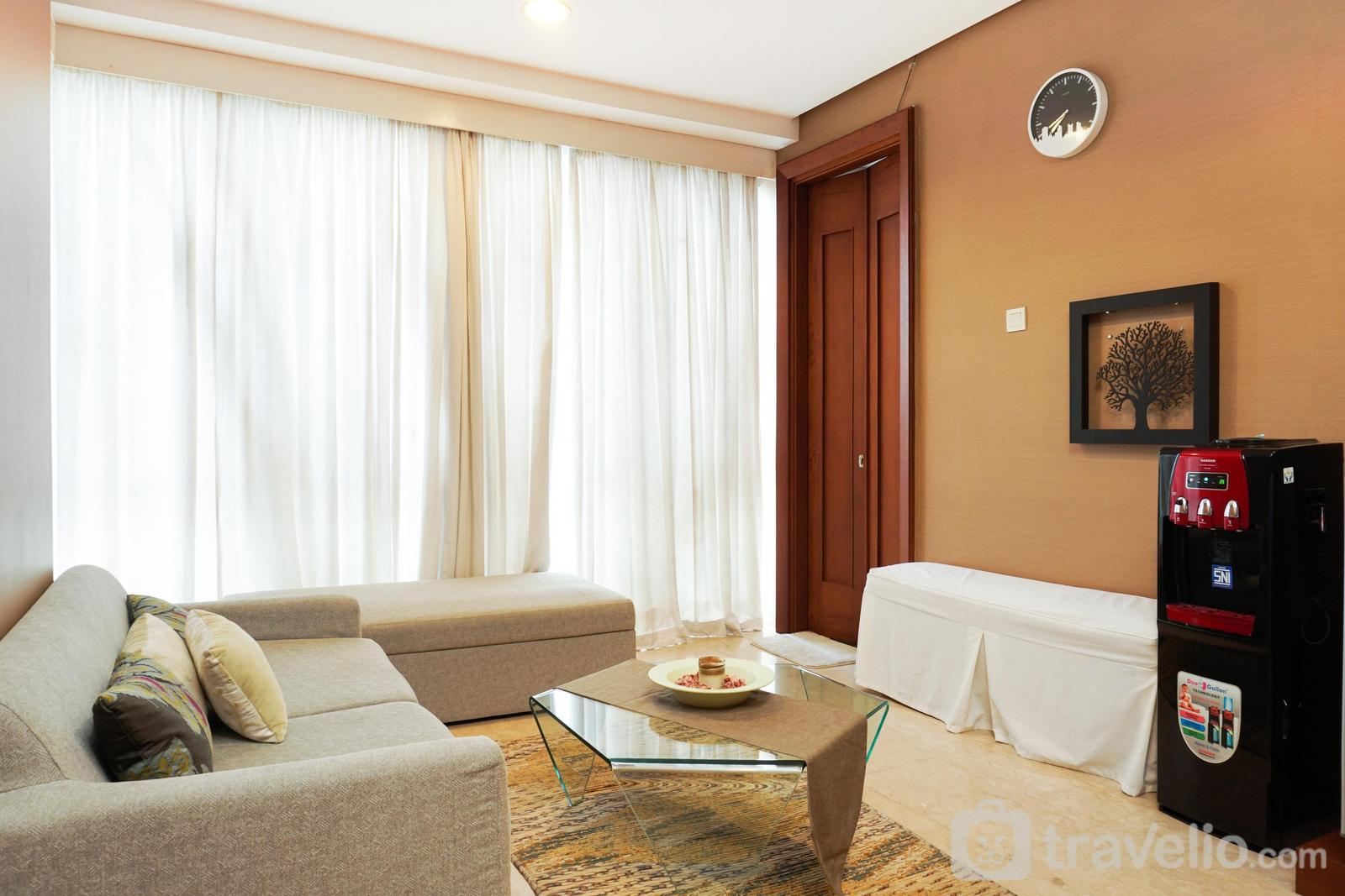 Kemang Mansion  - Stunning 1BR @ The Mansion of Kemang Apartment By Travelio