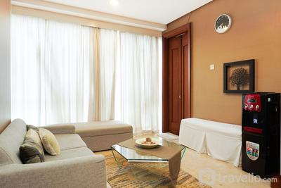 Stunning 1BR @ The Mansion of Kemang Apartment By Travelio