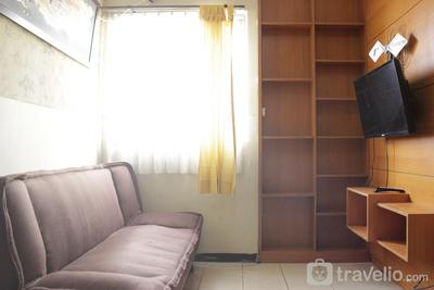 Pleasant & Relaxing 2BR Apartment at The Suites Metro Bandung By Travelio