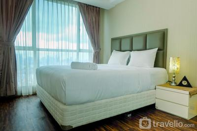 Great Location 1BR Gandaria Heights Apartment By Travelio