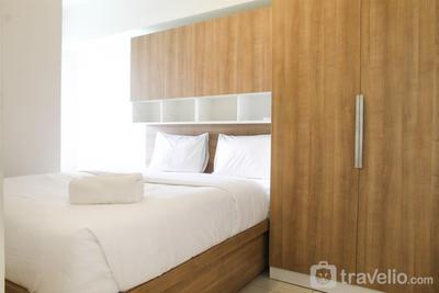 Modern Design 2BR The Springlake Summarecon Apartment By Travelio